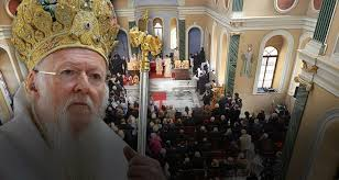 Image result for INTERVIEW OF THE ECUMENICAL PATRIARCH BARTHOLOMEW I