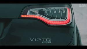 Тест-драйв от Давидыча Audi Q7 V12 Patrick Hellmann - YouTube