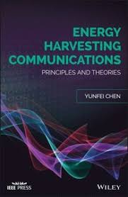 <b>Energy Harvesting</b> Communications - Chen <b>Yunfei Chen</b> - E-bok ...