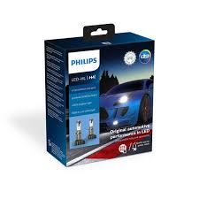 ≡ <b>Лампа</b> светодиодная <b>Philips</b> H4 <b>X</b>-<b>treme Ultinon</b> Led +250 ...