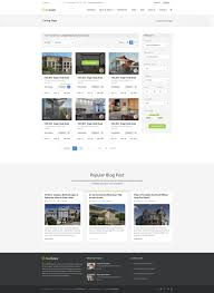 property listing no real estate psd template by popothemes property listing no 1 real estate psd template