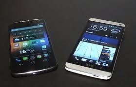 HTC One (M7) und LG Nexus 4 im direkten Vergleich   Mobilegeeks ...