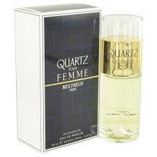 <b>Quartz</b> By <b>Molyneux</b> - 3.38 oz/100 ml EDP For Her