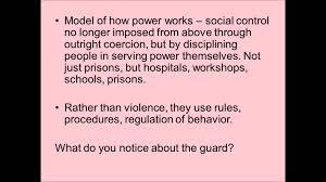 foucault and disciplinary power foucault and disciplinary power