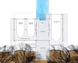 DOCK HOUSE PLANS   TRADITIONAL HOME PLANSOne Story Pier Foundation  HWBDO     Tidewater House Plan from