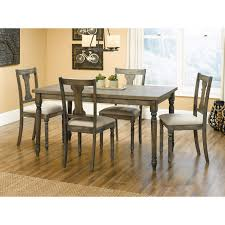 Lane Dining Room Sets Sauder Barrister Lane 5 Piece Dining Table Set Dining Table Sets
