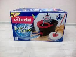 Обзор от покупателя на Набор для влажной уборки <b>VILEDA</b> ...