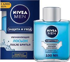Nivea Men Защита и уход <b>Лосьон после</b> бритья, <b>увлажняющий</b>, с ...