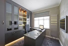 white toe kick lighting in an office bathroomextraordinary images studyhome office home