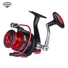 PRO BEROS 250 <b>Aluminum Alloy</b> Spool 11 + <b>1BB</b> Spinning Fishing ...