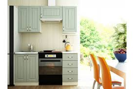 Кухня <b>Изабелла</b> 1600 10010565 МДФ, Пленка ПВХ Зеленый ...