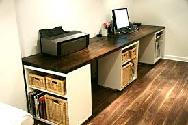 View In Gallery Large DIY Desk   F