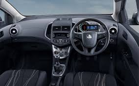 Holden Barina Sedan Specs