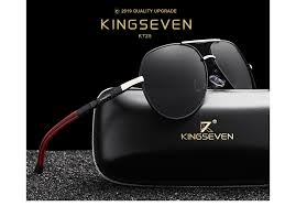 7 Day Delivery <b>KINGSEVEN</b> Vintage <b>Aluminum Polarized</b> ...