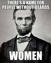 Real men don't shave // funny pictures - funny photos - funny ...