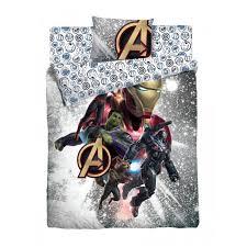 <b>Постельное белье Марвел</b> (Marvel) 1.5 спальное 737193 (3 ...