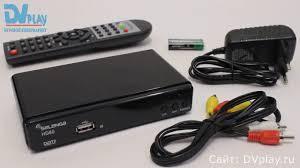 Selenga HD80 - обзор DVB-T2 ресивера - YouTube