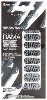 Купить <b>наклейки</b> для ногтей Maybelline <b>New</b> York Colorama ...