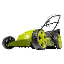 Sun Joe MJ408E <b>Electric</b> Lawn Mower | <b>20 Inch</b> | 12 Amp. : Target