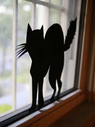 halloween cat silhouette child friendly halloween lighting inmyinterior outdoor