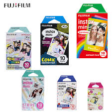 Genuine <b>Fujifilm</b> Instax Mini <b>Color Film</b> for <b>Fuji</b> Instax Mini 9 8 7s 7c ...