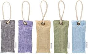 dreamy scent Bamboo Charcoal Air Purifying Bags (5 ... - Amazon.com