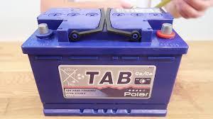 Автомобильный аккумулятор <b>TAB POLAR</b> 75R: обзор аккумулятора