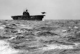 william f halsey archives this day in aviation a b 25 takes off from uss hornet cv 8 18