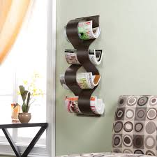 magazine rack wall mount: view larger edbfa edfe  d cbbc view larger