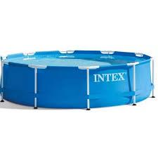 Каталог Каркасный <b>бассейн INTEX</b> 28200 <b>Metal Frame</b> 305x76 см ...