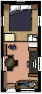 tiny house floor plans   Tiny House Talk     x   tiny house floor plan loft