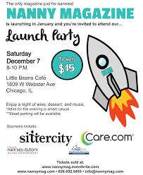 nanny magazine launch party chicago s premier about admin