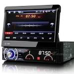 Stereo gps touch screen
