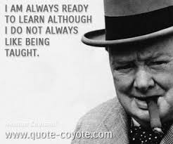 Learn quotes - Quote Coyote