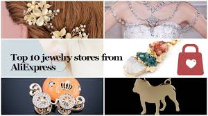 Top 10 jewelry stores from AliExpress