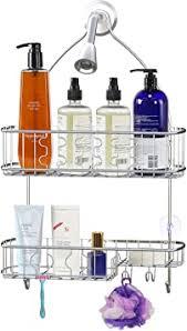 SimpleHouseware Bathroom Hanging Shower Head ... - Amazon.com
