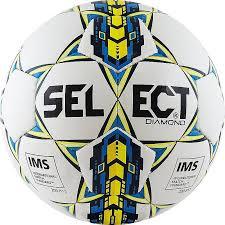 <b>Мяч футбольный Select Diamond</b> IMS купить в Москве ...