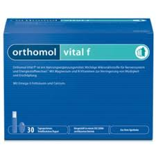 <b>Ортомол Витал Ф</b> саше №30 (<b>Orthomol</b> pharmazeutische Ve DE ...