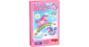 <b>Unicorn</b> Glitterluck – <b>Cloud</b> Crystals   HABA UK