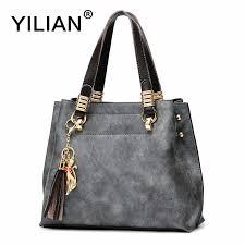 YILIAN 2 piece Bags for Women 2018 <b>New</b> Ladies' Leather ...