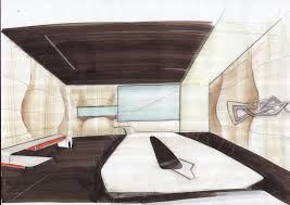 sketch 01 drawing courtesy of iosa ghini associates capital group interiors capital group office interior