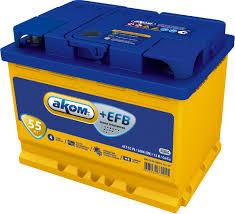 Продукция <b>АКОМ</b> - <b>АКОМ</b> + <b>EFB 55</b>