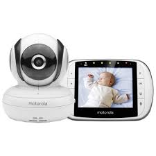 Motorola MBP36S <b>Video Baby</b> Monitor with <b>3.5</b>-<b>Inch</b> Screen - Buy ...