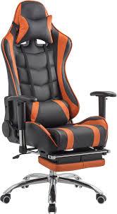 Игровое <b>кресло RT</b>-<b>6001</b>, черно-оранжевое - купить по выгодной ...