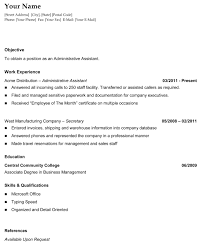 chronological resume example berathen com chronological resume example to get ideas how to make awesome resume 15