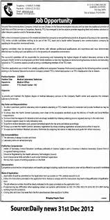 resume for lab technician medical laboratory technician tayoa employment portal resume for lab technician 2839
