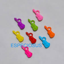 <b>50pcs DIY</b> Cute <b>Jewelry</b> Making <b>Accessories</b> Cartoon Violin Acrylic ...