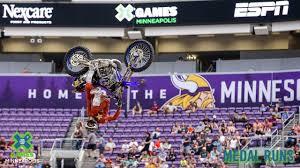 MEDAL RUNS: <b>Moto</b> X Best Trick | X Games Minneapolis <b>2019</b> ...