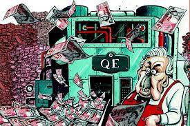 Risultati immagini per quantitative easing