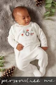 Buy Personalisedgifting Personalisedgifting Sleepsuits Sleepsuits ...
